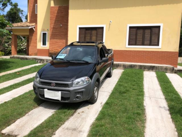 Fiat Strada Working 1.4 Flex/2015 cabine estendida - Foto 5