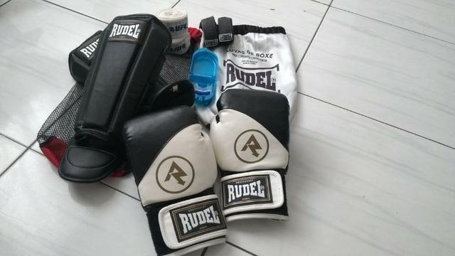 Luvas Box / Muay Thai