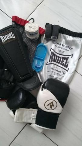 Luvas Box / Muay Thai - Foto 3