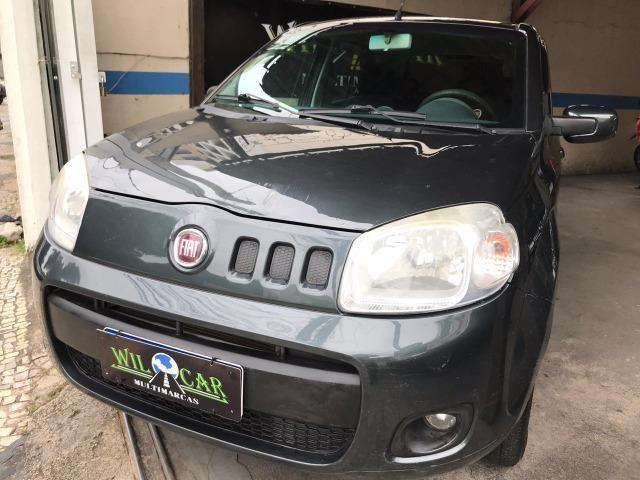 Fiat Uno Vivace 1.0 12/13 Completo, Oportunidade! Super Oferta! Aproveite!