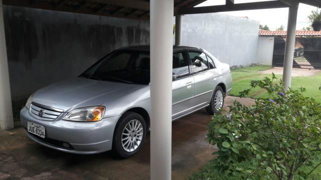 Civic lx 2003/2003 automatico - Foto 4