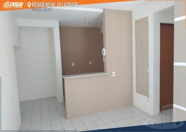 Apartamento com pagamento facilitado - 2 Quartos - Foto 2