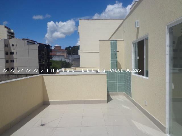Bairro Jardim Laranjeiras linda cobertura de 3 quartos 2 vagas e elevador