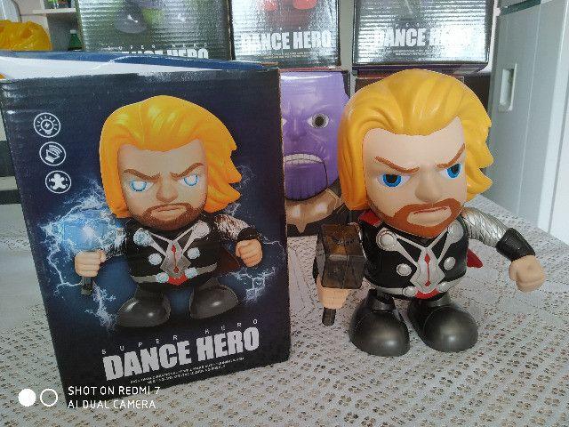 Dance hero do thanos ( ou outros, pode escolher) por 99,90 - Foto 6