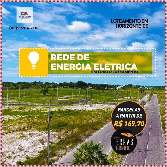 Loteamento Terras Horizonte#Infraestrutura completa - Foto 7
