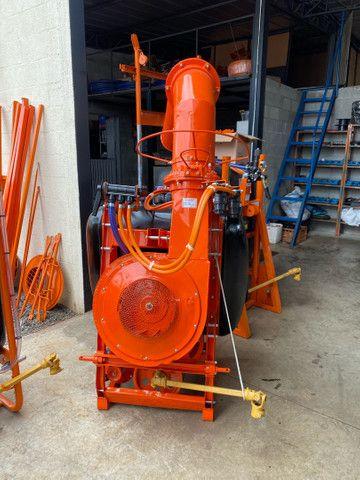 Pulverizador Jatao 400 litros Canhao