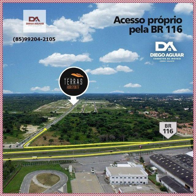 Loteamento Terras Horizonte#Infraestrutura completa - Foto 8