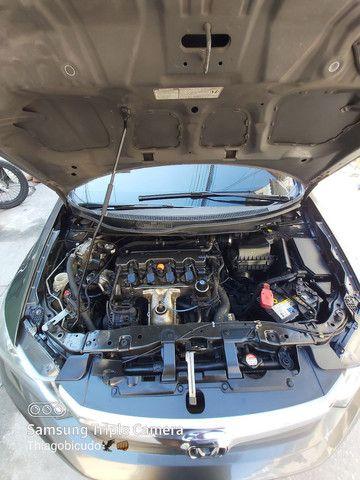 Civic 2012lxs automático com Gnv - Foto 3