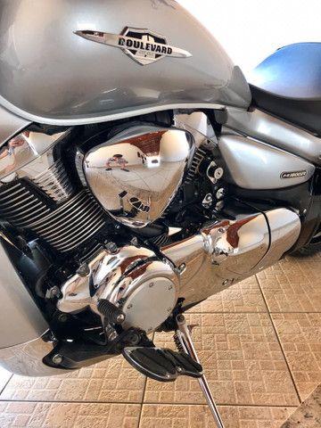 Moto Suzuk Boulevard M1800R - Foto 4