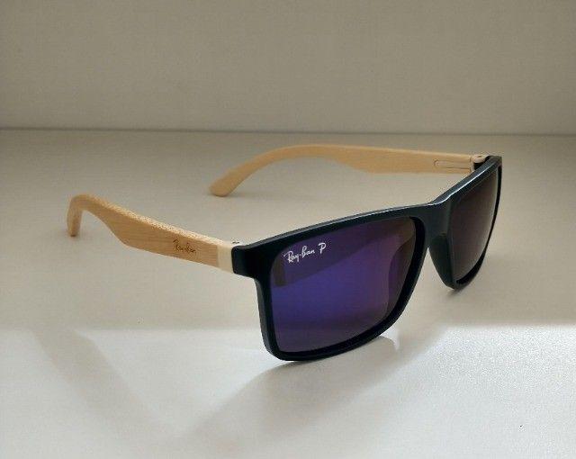 Oculos de sol linha premium varias marcas - Foto 3