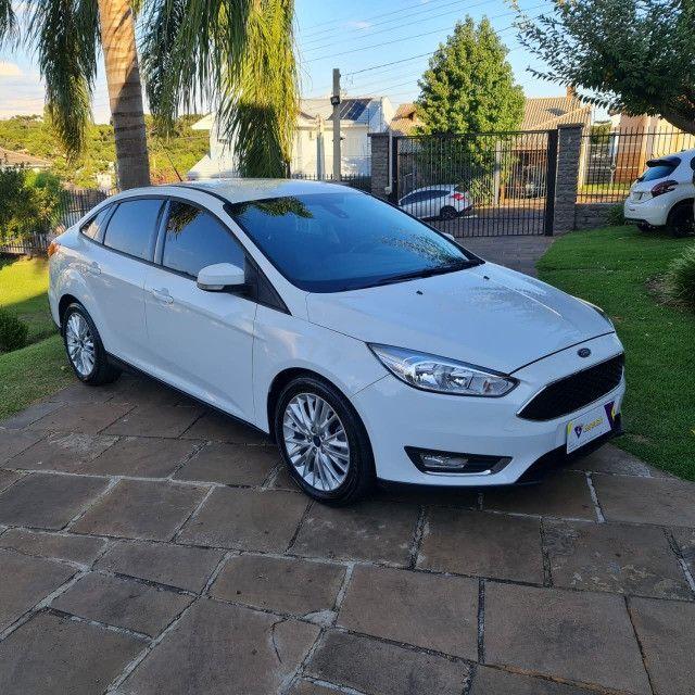 Ford Focus Sedan SE *Ano 2016* *Cambio automático* *Único Dono - Foto 2