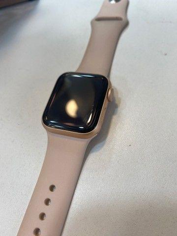 Apple Watch series 5 40mm rosê - Foto 3