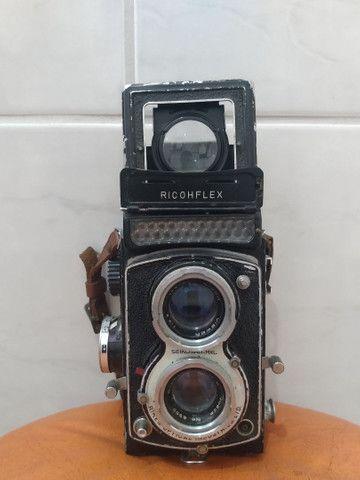 Antiguidade - Câmera Fotográfica Ricohflex - Foto 2