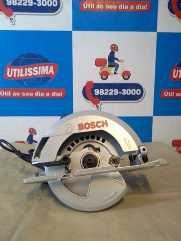 Serra Circular Bosch GKS150 1500W ? Entrega grátis  - Foto 3