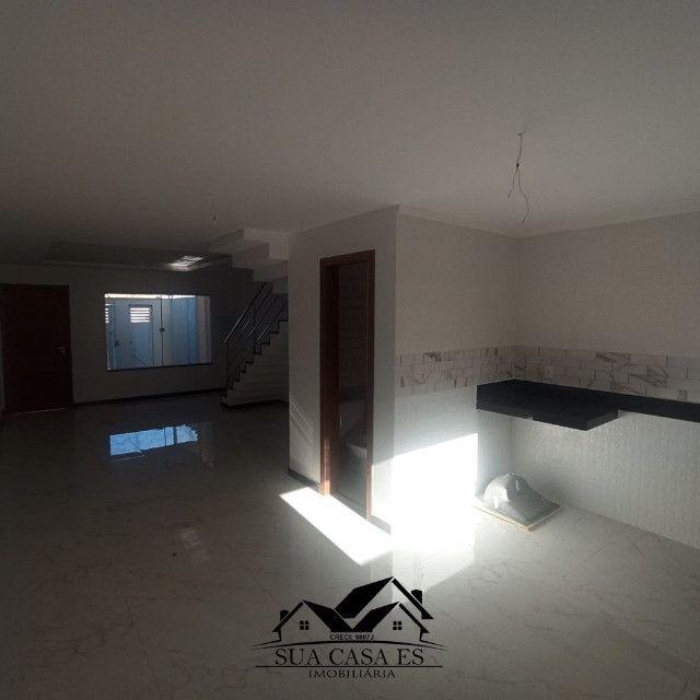 MG. Linda Casa Duplex 3 quartos com suite. Bairro Colinas de Laranjeiras - ES - Foto 15