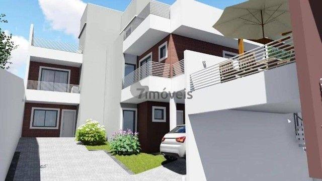 Sobrado a venda tem 151m² com 3 quartos em Campo Comprido - Curitiba - PR - Foto 8