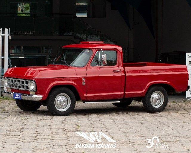 Chevrolet C10 Diesel - Ano: 1974 - Raridade
