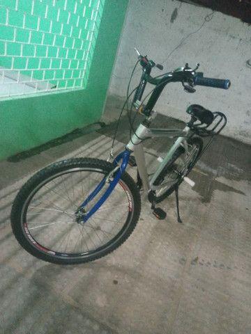 Bike toda no alumínio  - Foto 3