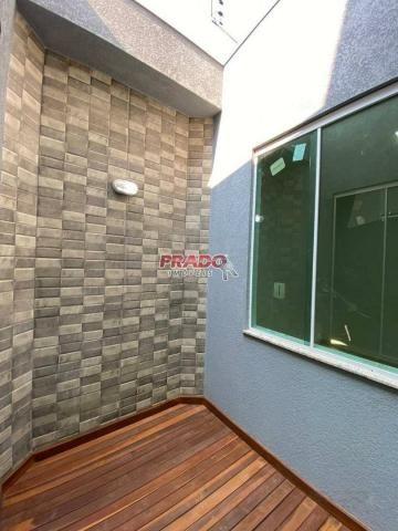 Casa nova com 3 dormitórios à venda, 105 m² por R$ 480.000 - Jd Alto Da Boa Vista - Maring - Foto 7