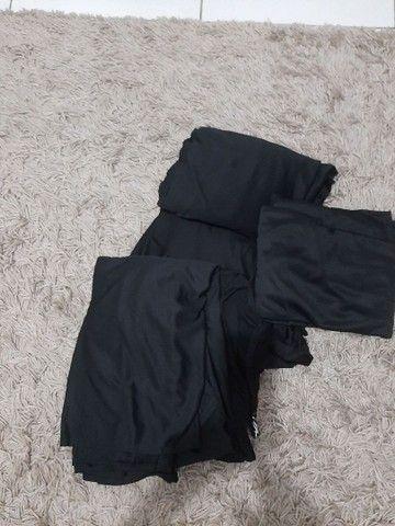 Vende.se   tecidos pra decoração (failete.cetim e malha) - Foto 3