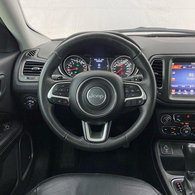 Jeep Compass Longitude 2.0 4x2 Flex 2017 - Foto 15