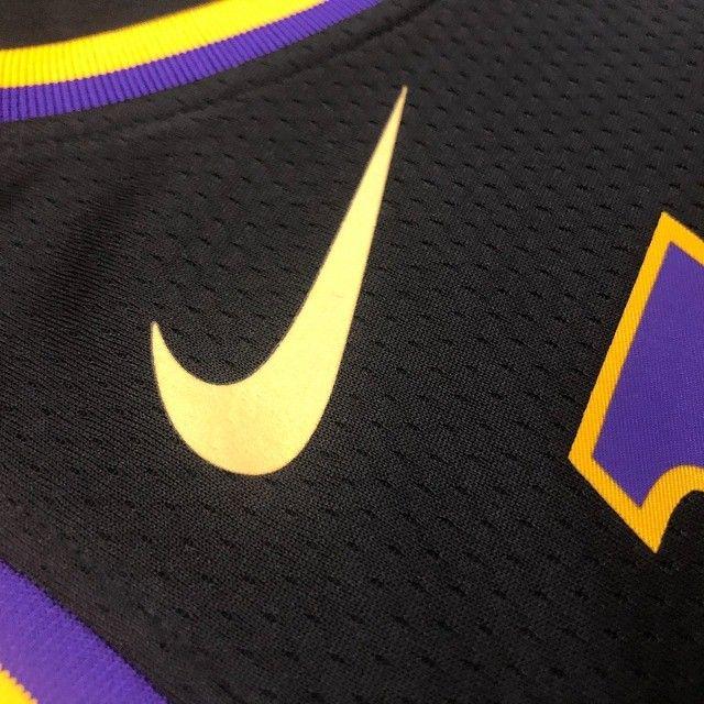 Los Angeles Lakers Kobe Bryant Versão Jogador - Foto 2