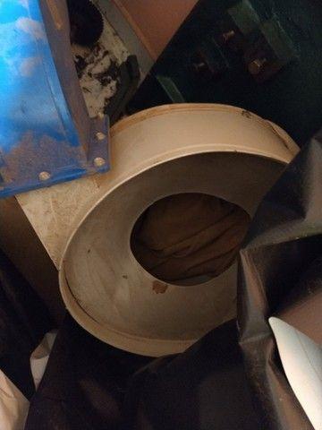 vendo coletor de pó industrial para marcenaria - Foto 2