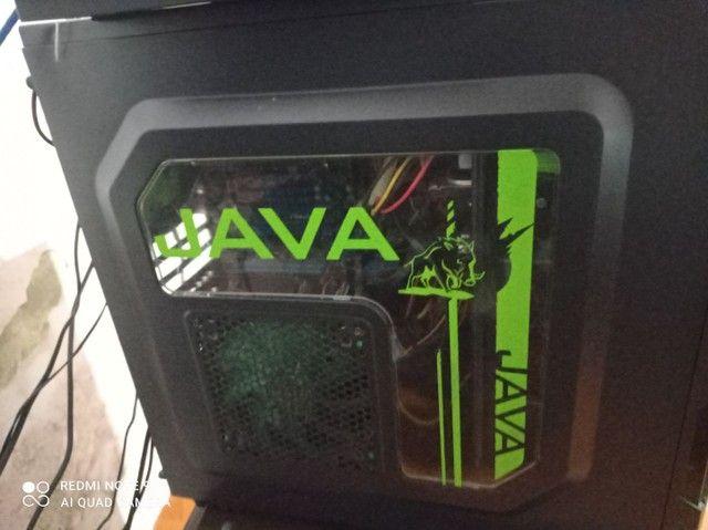 PC AMD Java Black Editon - Foto 4