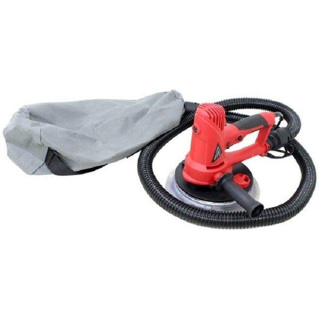 Lixadeira De Parede Gesso Dry Wall Massa Corrida 110V