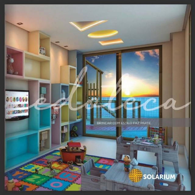 Edifício Solarium ? Lançamento de Apartamentos na Ponta D?areia- 3 suites - Foto 17