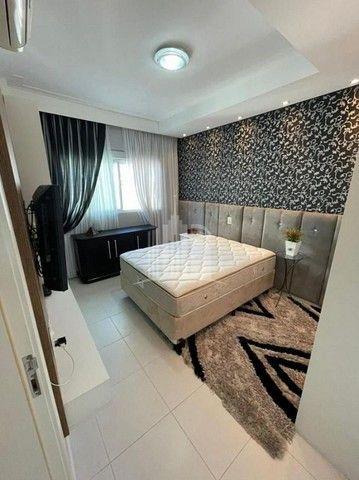 Apartamento Decorado com 03 Dormitórios a 250 metros do Mar - Foto 11
