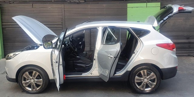 Hyundai ix35 Gls 2.0 Flex Automático 2017 - Foto 7