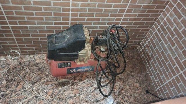 Coladeira de bordo + Compressor de Ar - Foto 6