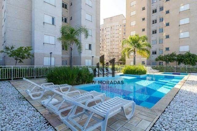 Residencial Linea Verde , Apartamento com 2 dormitórios à venda, 56 m² por R$ 299.900 - Fa