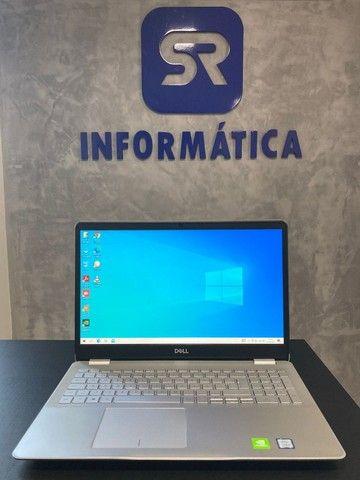 Notebook Dell Core i5 8ª, 8GB, 1TB + SSD 128GB M2, Geforce 130Mx 2GB, Com Garantia!