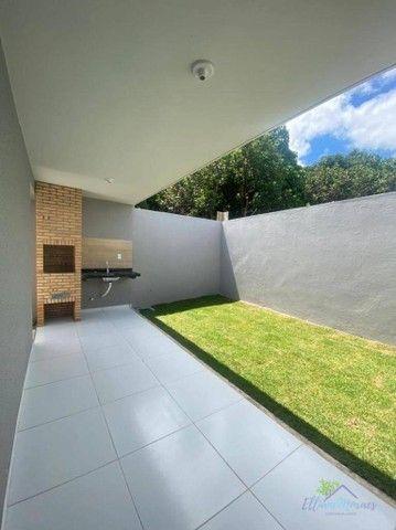 Casa à venda, 103 m² por R$ 330.000,00 - Graribas - Eusébio/CE - Foto 17