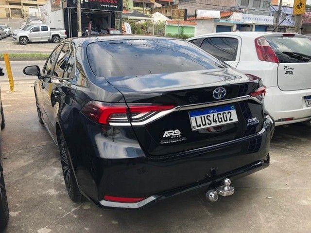 Corolla Altis 2020 Completo + GNV Entr. 48x 2.490,00 - Foto 7