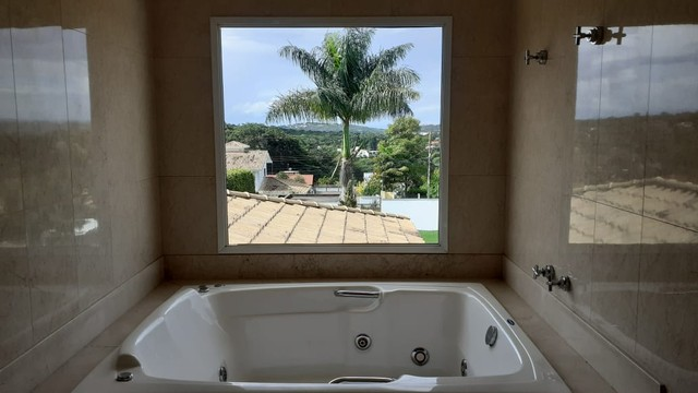 Casa em condomínio. 5 quartos, 3 suítes sendo 1 master com hidro. Lote 1000 m2. Lagoa Sant - Foto 13