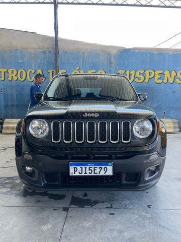 Jeep Reneggade Longitude