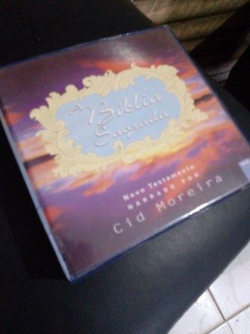 Biblia em cd completa