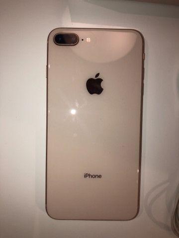 Iphone 8plus gold 64gb - Foto 4