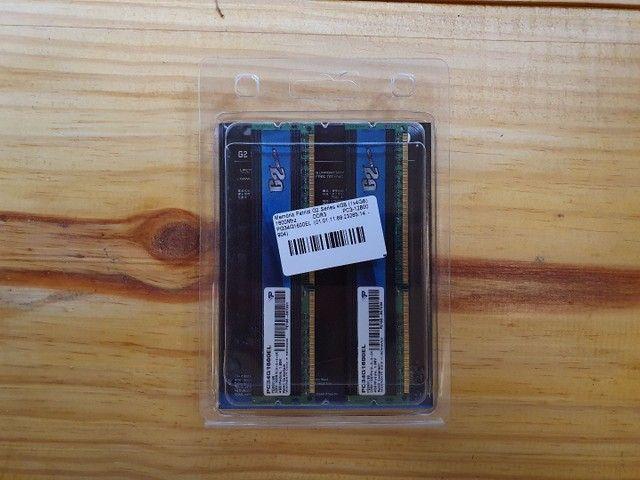 Memoria RAM DDR3 Patriot 1600MHZ 2x4GB - Foto 3