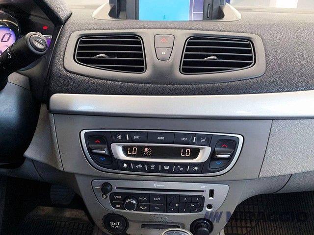 FLUENCE 2013/2014 2.0 PRIVILÉGE 16V FLEX 4P AUTOMÁTICO - Foto 15