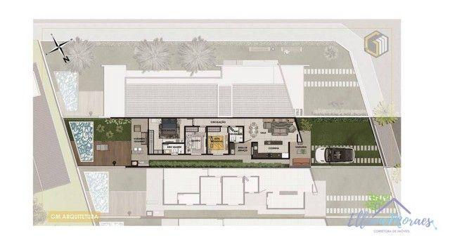 Casa com 3 dormitórios à venda, 103 m² por R$ 295.000,00 - Timbu - Eusébio/CE - Foto 6