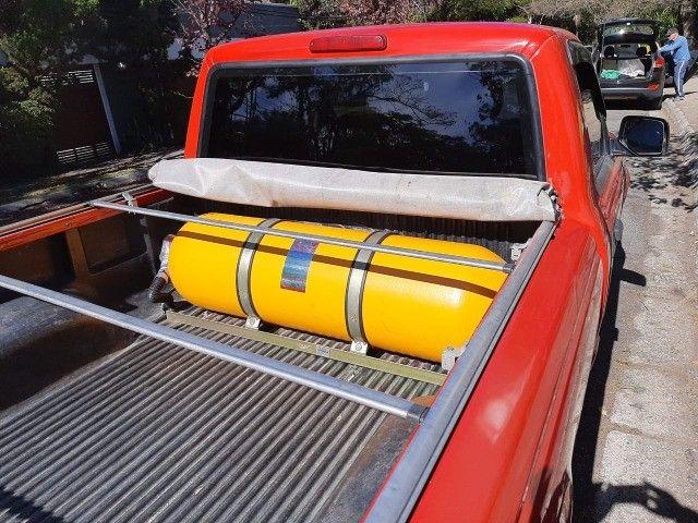 Ford Ranger 2008 Sport XLS 10A 4X2 - GNV 5° geração Motor 2.3 Completa  - Foto 2