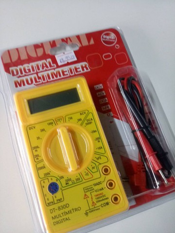 Multimetro digital  - Foto 4