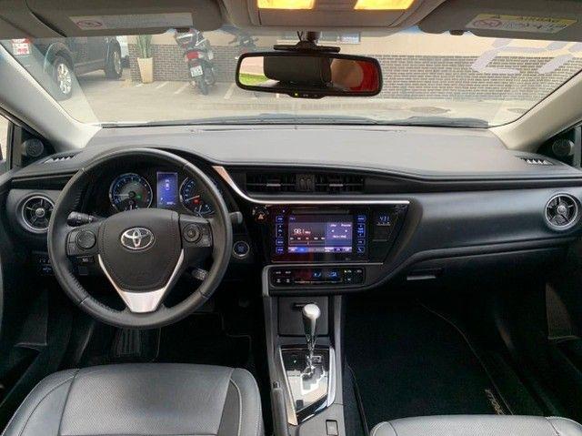 Corolla XEI Branco AUT 2019 - Foto 8