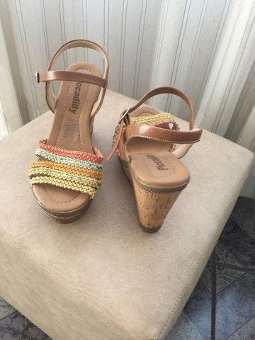 Sandália e bolsa  - Foto 6
