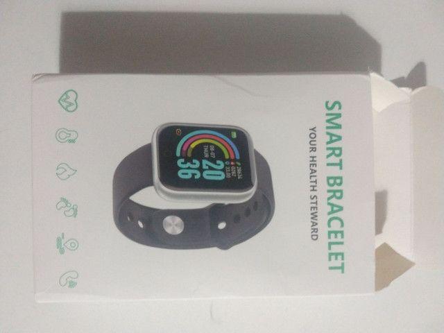 Relógio smartwatch Y.68