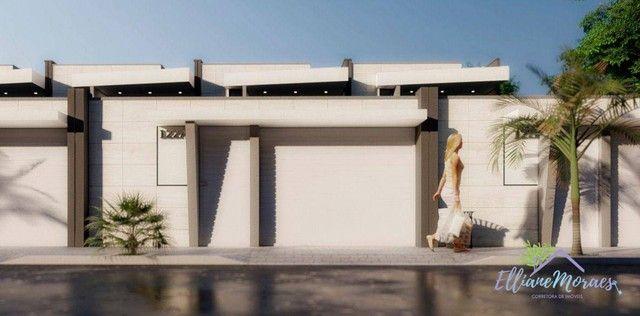 Casa com 4 dormitórios à venda, 137 m² por R$ 440.000,00 - Urucunema - Eusébio/CE - Foto 7